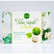 Thực phẩm chức năng Tảo Xanh Collagen Hera - Hộp 30 gói thumbnail