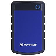 Ổ cứng Di Động Transcend StoreJet H3B 2TB USB 3.0 3.1 - Hàng Chính Hãng thumbnail