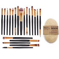 Cọ trang điểm Make up Brushes Chuyên Dụng IM16081-0052+ Tặng bông tắm xơ mướp PROVK399 thumbnail