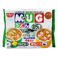 Mỳ Ăn Dặm MUG Nissin Vị Hải Sản (96g) thumbnail