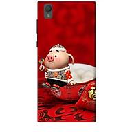 Ốp lưng dành cho điện thoại SONY L1 Heo Ăn Kẹo thumbnail