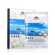 Mặt nạ ngọc trai kiểm soát dầu dưỡng sáng da Beijing Run pearl thumbnail