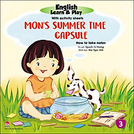 English Learn & Play 3_Mon s Summer Time Capsule_How To Take Notes thumbnail