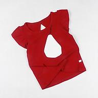 Áo thun đỏ cho bé gái R03448 thumbnail