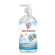 Nước rửa bình sữa 500ml BuB&MuM công dụng diệt khuẩn, làm sạch, ngăn ngừa vi khuẩn giúp bình sữa của bé luôn tỏa hương thơm với mùi hương dễ chịu hàng công ty chính hãng, xuất xứ Việt Nam thumbnail