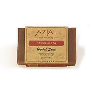 Xà Phòng Tắm Thảo Mộc 100%Thiên Nhiên AZIAL Cassia Alata Herbal Soap 100g thumbnail