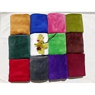 Combo 12 khăn mặt sợi tre cao cấp xuất Nhật (30 x 50 cm) - Chính hãng thumbnail