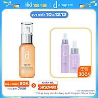Sữa dưỡng cho da mụn d program Acne Care Emulsion 100ml_13843 thumbnail