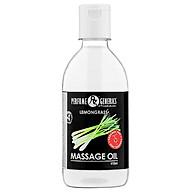 Dầu massage hương sả chanh 410ml thumbnail