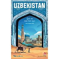 UZBEKISTAN - Giấc Mơ Màu Lam Ngọc thumbnail