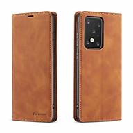 Bao da chính hãng Forwenw dành cho Samsung Galaxy Note 20 Ultra dạng ví cao cấp ( Tặng Dán Bảo Vệ Camera ) thumbnail