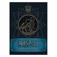 Harry Potter Magical Creatures Hc Blank Sketchbk thumbnail