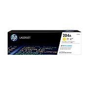 HP 204A Yellow Original LaserJet Toner Cartridge(CF512A) - Hàng Chính Hãng thumbnail
