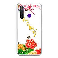 Ốp lưng điện thoại Realme 5 Pro - Silicon dẻo - 0484 VANSUNHUY02 - Hàng Chính Hãng thumbnail