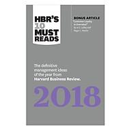 HBR Hbr s 10 Must Reads 2018 thumbnail