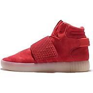 adidas Tubular Invader Strap Mens Style BY3633-Grey Wht Size 5.5 thumbnail