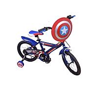 Xe đạp Thống Nhất trẻ em nam siêu nhân 16-04 - Hàng chính hãng thumbnail