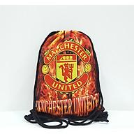 Balo dây rút Football TROY FB in logo câu lạc bộ bóng đá MU Manchester United thumbnail
