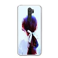 Ốp lưng điện thoại Xiaomi Redmi Note 8 Pro - Silicon dẻo - 0416 GIRL10 - Hàng Chính Hãng thumbnail
