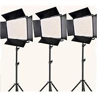 Bộ 3 đèn led bảng Studio 300w A-2200IQ Yidoblo thumbnail
