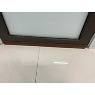 Ron Dán Chân Cửa, Thanh Dán Chân Cửa Chống Bụi Chống Côn Trùng - PVC Cao Cấp thumbnail