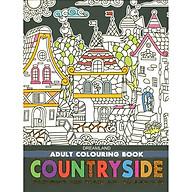 Sách Tô Màu Người Lớn - CUỘC SỐNG NÔNG THÔN Tô Màu Cho Cuộc Sống Bình Yên Và Thư Giãn (Adult Colouring Book - Countryside Colouring For Peace And Relaxation) thumbnail