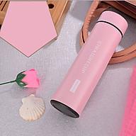 Bình giữ nhiệt thông minh hiển thị nhiệt độ 500ml thumbnail