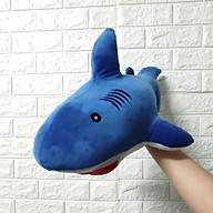 Thú Bông Cá Mập Ngộ Nghĩnh Quà Tặng Siêu Dễ Thương 60cm thumbnail
