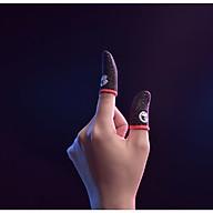 Bộ 2 cái Găng tay GameSir Talons Finger Sleeves chơi game PUBG, Liên quân, chống mồ hôi tốt hơn, nhạy hơn, co giãn cực tốt - Hàng chính hãng thumbnail