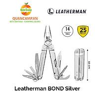 Dụng cụ cầm tay đa năng Leatherman Bond (14 công cụ) - Bảo hành chính hãng 25 năm thumbnail