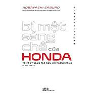 Sách - Bí mật sáng chế của Honda (tặng kèm bookmark thiết kế) thumbnail