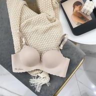 Áo Ngực Nữ Su Đúc mã 998, Áo Lót Đẹp Su Đúc Không Gọng Mút Dày Nâng Ngực Tạo Khe Gợi Cảm Siêu Đẹp Cao Cấp thumbnail