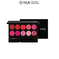 Bảng son O HUI Rouge Real 10 màu Palette Gimmick thumbnail