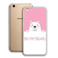 Ốp lưng dẻo cho điện thoại Oppo Neo 9s (A39) - F3 Lite A57 - 01100 0552 BEAR04 - Hàng Chính Hãng thumbnail
