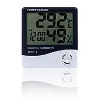 Đồng hồ đo nhiệt độ độ ẩm điện tử HTC-1 thumbnail