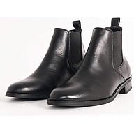 Giày Nam Chelsea Boots Tăng Chiều Cao 7cm Kín Đáo Không Lộ Chính Hãng UDANY - GCN11 thumbnail