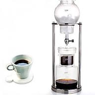 Bình pha cafe Cold Brew 5 cup 300ml kèm giá đỡ thumbnail