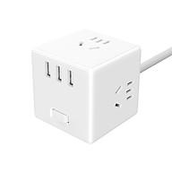 Xiaomi Mijia Magic Cube Socket Plug Multifunctional USB Charger Power Adapter 6 Ports Socket Converter Outlet thumbnail