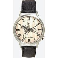 Đồng hồ thời trang unisex Erik Von Sant 003.006.A thumbnail