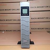 Bộ Lưu Điện UPS 3kVA Online Rack Tower - Makelsan ( Thổ Nhĩ Kỳ ) Hàng Nhập Khẩu Chính Hãng thumbnail