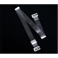 Combo 2 bộ (4 dây) dây áo ngực bản dẹt có thể điều chỉnh tiện lợi LYPK02 thumbnail