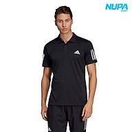 Áo Polo Tennis Nam Club 3Str Polo - Black thumbnail