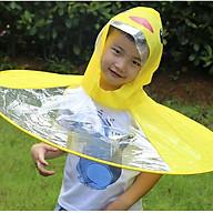 Áo mưa con vịt cho bé thumbnail