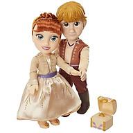 Đồ chơi Frozen 2 búp bê Anna và Kristoff - 201461 thumbnail