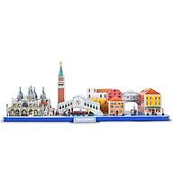 Bộ đồ chơi mô hình lắp ráp - Mẫu Thành Phố Venice thumbnail