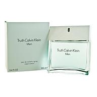 Calvin Klein Truth for Men Eau de Toilette Spray 100mL thumbnail