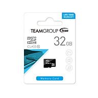 Thẻ Nhớ Team Group 32GB micro SDHC Class 10 (không adapter) Hàng chính hãng thumbnail