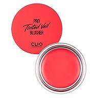 Má Hồng Trang Điểm Clio Pro Tinted Veil Blusher thumbnail
