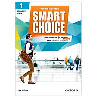Smart Choice 1 SB 3E with online practice thumbnail