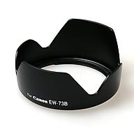 Loa che nắng hood EW-73B cho ống kính Canon EF-S 18-135mm f 3.5-5.6 IS STM thumbnail